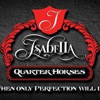 Isabella Quarter Horses