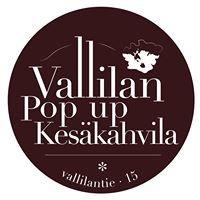 Vallilan Pop up Kesäkahvila