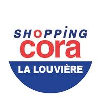 Shopping cora La Louvière