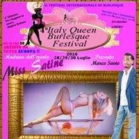 ITALY QUEEN Burlesque Festival