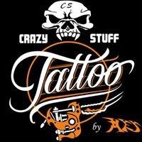 Crazy Stuff Tattoo                TATTOOSTUDIO