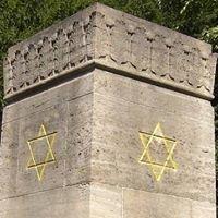 Jüdisches Gräberfeld im Waldfriedhof München