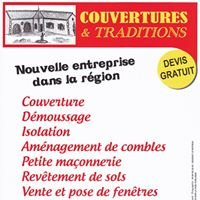 Couvertures & Traditions