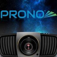Prono - projektory, ekrany, kino domowe