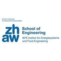 IEFE - Institut für Energiesysteme und Fluid-Engineering