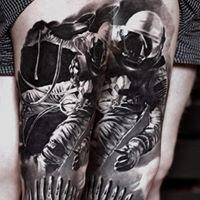 DARK GREY Tattoostudio Essen