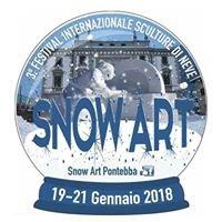 Snow Art Pontebba