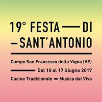 Associazione San Francesco Della Vigna - Venezia