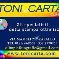 Toni Carta - Olimpia fotografie
