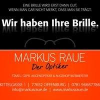 Markus Raue - Der Optiker