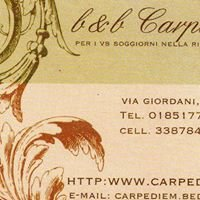 B&B Carpe Diem di  Barbara Agrifoglio