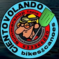Cientovolando - bikes and canoes