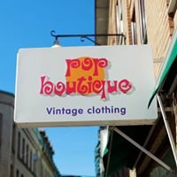 Pop Boutique Göteborg