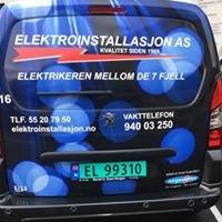 Elektroinstallasjon A.S
