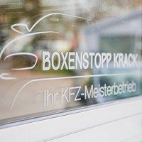Boxenstopp Krack