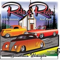 Rods & Reels Rod Run