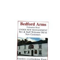 Bedford arms rye