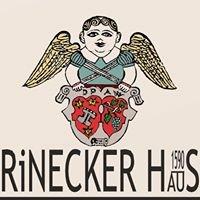 Rinecker Haus..ein Anwesen im Wandel der Zeit