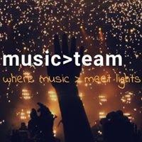 Music Team Service