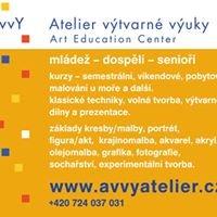 AvvY Ateliér výtvarné výuky /  Art Education Center