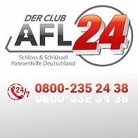 AFL 24 die Schlüsselpannenhilfe Deutschland
