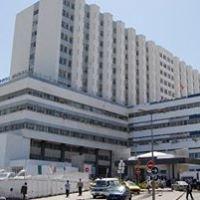l'hôpital militaire de Tunis