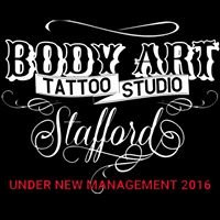 Body Art Studios Stafford