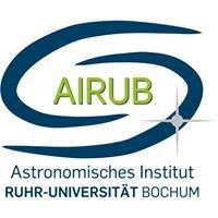 AIRUB - Lehrstuhl Astronomie