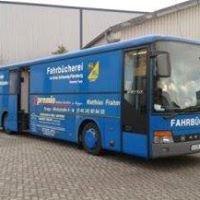 Fahrbücherei 7 im Kreis Schleswig-Flensburg