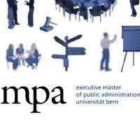 Executive Master of Public Administration MPA