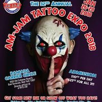 Am-Jam Tattoo Expo