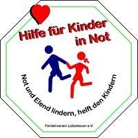 """Förderverein Lützelsoon & Soonwaldstiftung """"Hilfe für Kinder in Not"""""""