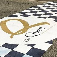 The Quail Motorsports Gathering