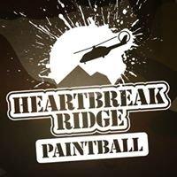 Heartbreak Ridge Paintball