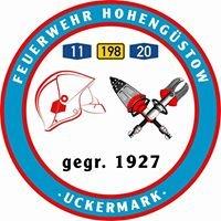 Freiwillige Feuerwehr Hohengüstow