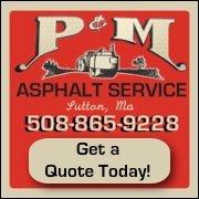 P&M Asphalt Services Inc