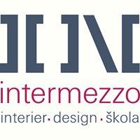intermezzo interier design škola