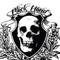 Black HAND Tattoo