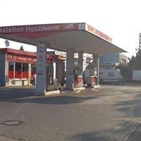 Tankstation Hochheim