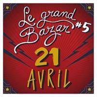 Festival Le Grand Bazar