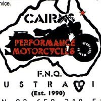 Cairns Performance Motorcycles Est. 1990