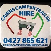 Cairns Camper Trailer Hire