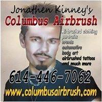 columbus airbrush