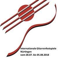 Nürtingen International Guitar Festival
