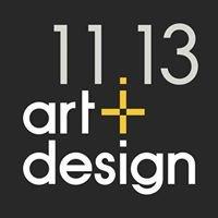 Art + Design 11-13