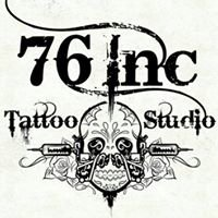 76Inc Tattoo