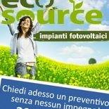 EcoSource fotovoltaico - Reggio Emilia