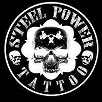 Steel Power Tattoo
