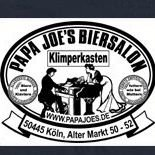 Papa Joe's Biersalon Klimperkasten in Köln / Cologne Restaurant Brauhaus