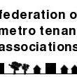 Federation of Metro Tenants' Associations
